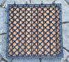 Picture of Teak Tiles Slat Style 12 X 12 X 1.5 Box of 10