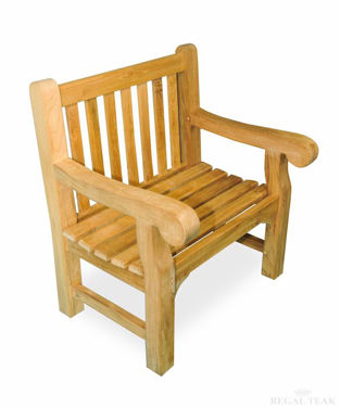 Picture of Teak Hyde Park Chair