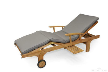Picture of Chaise Sun Lounger Cushion