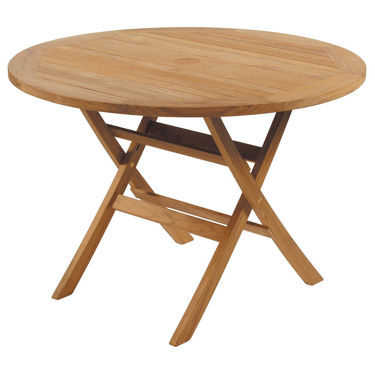 ASCOT DINING TABLE 110