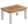 EQUINOX OCCASIONAL LOUNGER TABLE 49