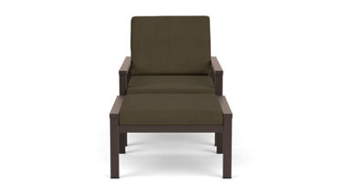 EQUINOX PAINTED ARMCHAIR DS