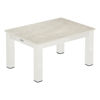 EQUINOX PAINTED LOW LOUNGER TABLE 49