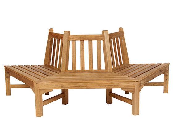 GLENHAM HEXAGONAL TREE SEAT
